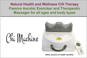 Call The Healing Gardens Today to make your Sun Ancon Chi Machine appt